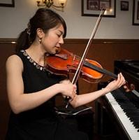 ヴァイオリン・ヴィオラ講師 古田葵