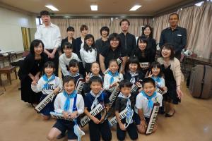 音楽教室 活動記録