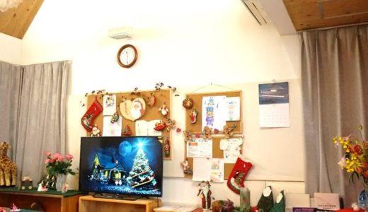 ミュージック・ツリー音楽教室 クリスマスの飾りつけ