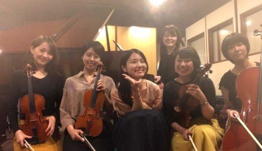 サポート演奏_ホリサカユキ【夜の羽】レコーディング