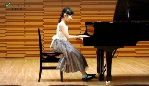 【コンクール】日本クラシック音楽コンクール本選にピアノ生徒が出場しました。