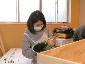 耳成教室机作り3_ミュージック・ツリー音楽教室(奈良橿原)