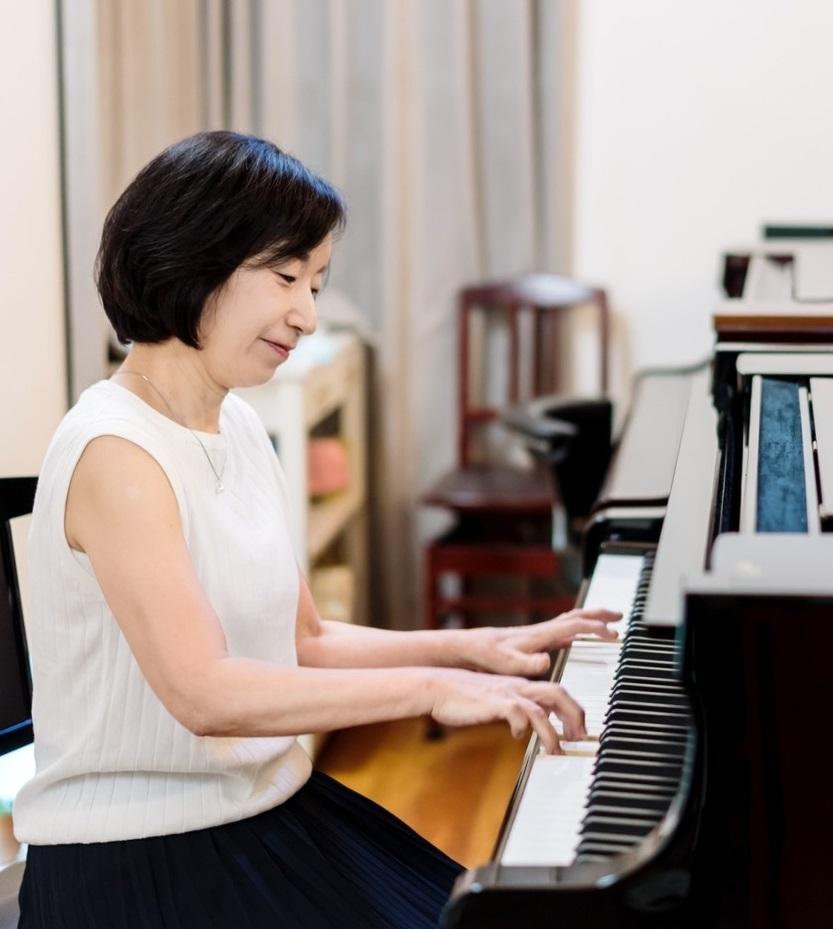 ピアノ講師 古田ほづみ