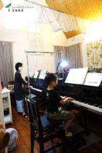 ミュージック・ツリー音楽教室(奈良橿原)ピアノ生徒